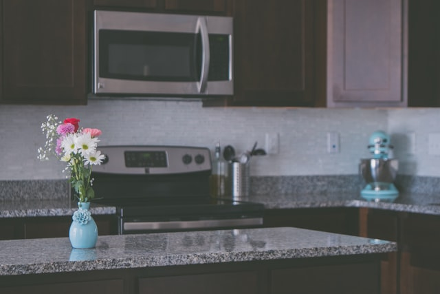 Where to put microwave in kitchen remodel?